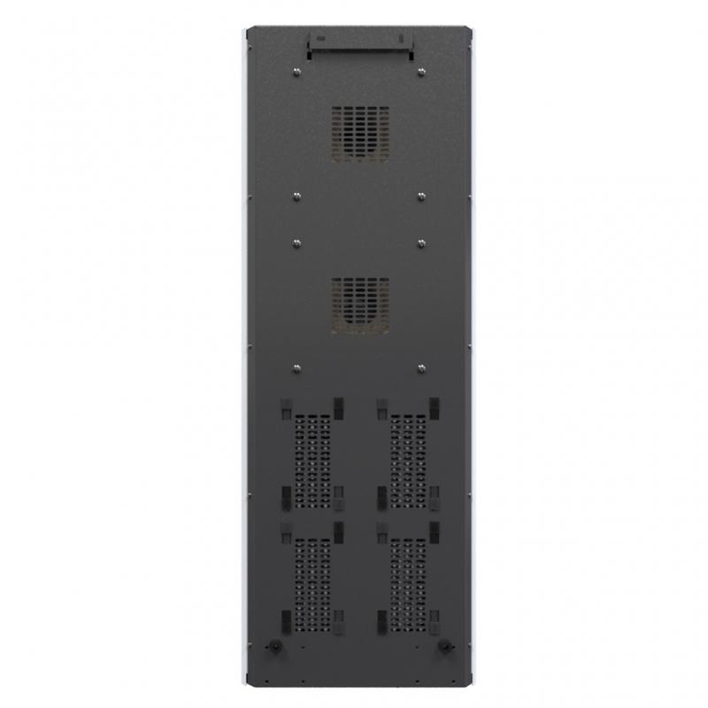 Стабилизатор напряжения Герц Э 36-1/100 V3.0, вид сзади